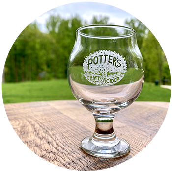 Potter's Flight Glass