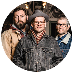 The Steel Wheels Trio